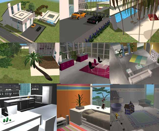 Schön Die Sims Trickkiste   Sims 2