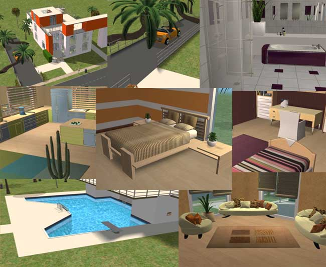 Sims 2 Badezimmer Downloads