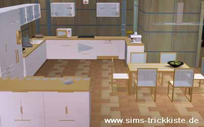 Küche Gold Designer: